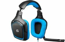 Logitech G430 Gaming Headset Sound Surround PC & PS4  / Neu-Sonstige
