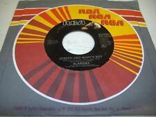 Rock Unplayed NM! 45 ALABAMA Joseph and Mary's Boy on RCA