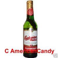 5 Botellas Budweiser Premium Rodamientos Cerveza (6,06€/litro)
