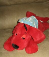"""16"""" Electronic Bedtime Snore Clifford Big Red Dog Plush"""