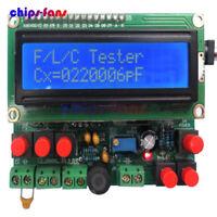 Digital Secohmmeter Capacitance Inductance Meter Frequency Meter DIY Kit CF