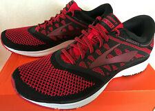 Brooks Revel 1102601D669 Red Neutral Cush Marathon Road Running Shoes Men's 11.5
