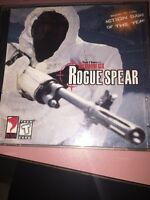 Tom Clancy's Rainbow Six: Rogue Spear -- Platinum Pack (PC, 2001)