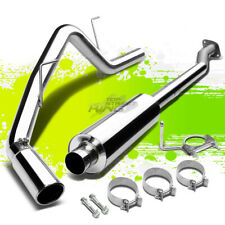 "3"" TIP MUFFLER STAINLESS STEEL CATBACK EXHAUST SYSTEM 97-04 FORD F150 4.6/5.4 V8"