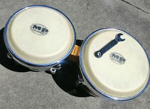 USED MANO PERCUSSION BONGOS DRUMS