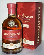 """Kilchoman 2008 """"for Germany"""" Small Batch 56,6% sherry cask 1285 bottles 0.7L"""