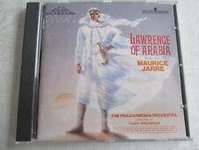 Maurice Jarre - Lawrence Of Arabia - Soundtrack - Tony Bremner - CD no ifpi