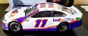 2020 1/24 #11 Denny Hamlin FedEx Homestead Raced Win Elite Camry #146 of 183
