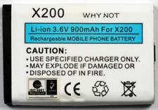BATMOTMPX200 Batteria per Motorola MPX200 Lion 900mAh (Tipo SNN5681) (compatibil