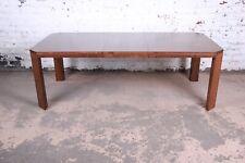 Baker Furniture Art Deco Primavera Extension Dining Table