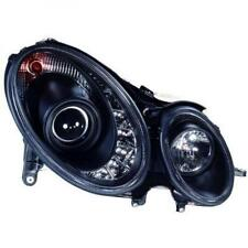 LHD Projecteur Phare avant Paire LED Dragon Transparent Noir D2S H7 pour