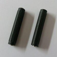 2PCS 6.35mm 1/4 Female Jack Socket to Socket Mono Coupler CGYG
