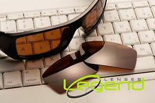 A79 Brown POLARIZED Replacement Legend Lenses For Oakley GASCAN