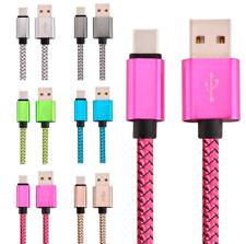 1M 2M 3M Typ C USB-C Kabel Ladekabel Datenkabel für Samsung Galaxy A5 (2017)
