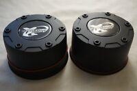 Polo Comp Alloys Wheels Chrome Custom Wheel Center Cap  #742592B (2 CAPS)