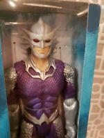 """AQUAMAN TRUE-MOVES ORM Figure 11.5"""" Scale DC Comics Mattel Figure"""