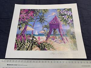Sharie Hatchett Bohlmann 'Fantasy Island'  Artwork