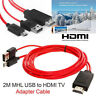 HOT MHL Micro USB to HDMI 1080P HD TV Cable Adapter For Android Samsung Phone