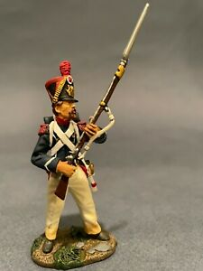 Britains #17670 Waterloo French Napoleonic Light Inf. Grenadiers at Ready ,NOBOX