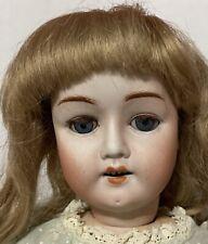 Antique Bisque Gans & Seyfarth 120 German Doll Composition Ball Joint Body 20�