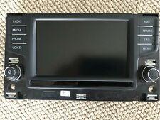 "Genuine Volkswagen Golf MK7 MIB2 6.5"" Multimedia Display Screen 3G0919605D"
