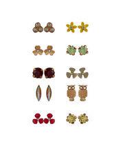 Accessorize Pearl Stud Costume Earrings