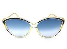 occhiali da sole Christopher d. donna mod.766  col. oro/traspar/bianco/nero/E 09