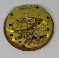 Rare Vintage Swiss (Longines) Baume & Co, Cal 12.91,Pocket Watch Movement,27mm