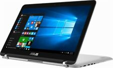 """New Asus 15.6""""FHD IPS Touch 2in1 i5-7200U 3.1GHz 12GB DR4 1TB Finger Backlit W10"""