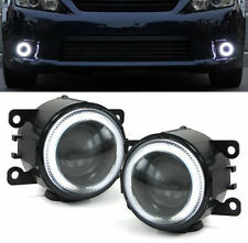 PROJECTOR FOG LIGHTS WITH CCFL RINGS FOR CITROEN C3 C4 C5 XSARA PICASSO