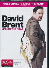 David Brent Life On The Road DVD NEW Region 4