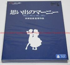 When Marnie Was There Blu-ray Japan English Subtitles Omoide no VWBS-8216 EMS
