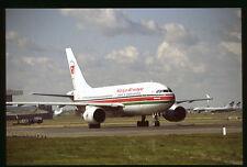 Orig 35mm airline slide Kenya Airways A310 5Y-BEN [212-1]