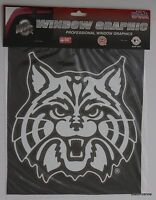 Arizona Wildcats Large Chrome Graphic Vinyl Window Decal Licensed NCAA Sports