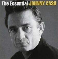 JOHNNY CASH-THE ESSENTIAL JOHNNY CASH-JAPAN 2 CD I45