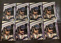 Dale Earnhardt Jr. Lot Of 8 - 1998 Press Pass Card, # 46