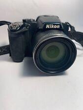 Nikon Coolpix P510 16 MP 42X Zoom Digital Camera for Parts or Repair - See Desc.