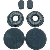 Blue Parrot VXI 6 pc Replacement Foam Kit B250 B250XT B150 Headset Cushions