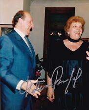 DELIA RIGAL opera soprano signed candid photo
