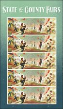 US 5401-5404 5404a State and County Fairs forever sheet (20 stamps) MNH 2019