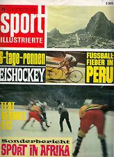 Sport Illustrierte 25/1969 6 Tage Rennen 1 FC Köln Motorsport