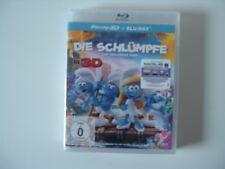 Die Schlümpfe - Das Verlorene Dorf, Blu-ray 3D + Blu-ray, Neu OVP, 2017