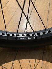 Cult Match Freecoaster LHD , Flybikes Lunar Rim Custom bmx Wheel