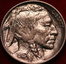 Uncirculated 1913 Type 2 Philadelphia Mint  Buffalo Nickel