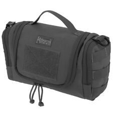 MAXPEDITION AFTERMATH TACTICAL MENS TOILETRY WASH BAG COMPACT TRAVEL POUCH BLACK