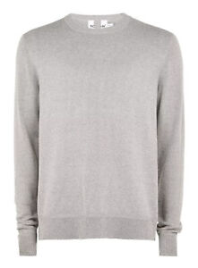 Topman Mens Boys Crew Neck Jumper Sweater