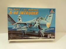 ITALERI MODEL KIT NUMBER 41 USN/MARINES A-6E INTRUDER