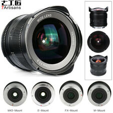 7artisans 12mm F2.8 APS-C Manual Focus Lens for Sony E /Canon EOS-M/Olympus EPM1