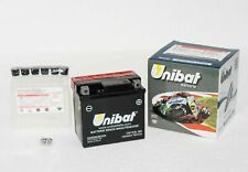 Motorcycle Battery-YTX5L-BS CBTX5L-BS 12V- Unibat Rechargeable Dry Charge Sealed