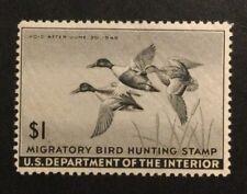 TDStamps: US Federal Duck Stamps Scott#RW12 Mint NH OG Gum Lightly Crease